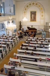 Musiikkijuhlat Vlan kirkko tn130701-066